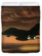 Top Gun Duvet Cover