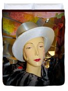 Top Hat Tallulah Duvet Cover