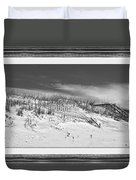 Topsail Island Day Of The Dunes  Duvet Cover