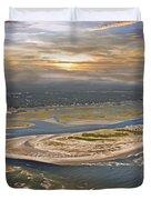 Topsail Island Paradise Duvet Cover