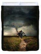 Tornado Duvet Cover