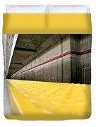 Toronto Subway Station Duvet Cover