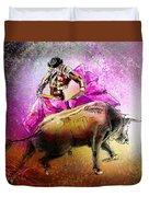 Toroscape 38 Duvet Cover