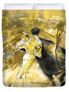 Toroscape 66 Duvet Cover
