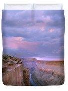 Toroweap Overlook Grand Canyon Nparizona Duvet Cover