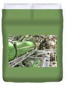 Torpedo Room Duvet Cover