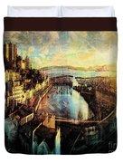 Torquay 2013 Duvet Cover
