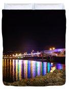 Torquay Lights Duvet Cover