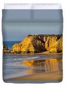 Torquay Surf Beach Australia Duvet Cover
