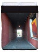 Torrington Passageway 1 Duvet Cover