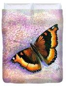 Tortoiseshell Butterfly Duvet Cover