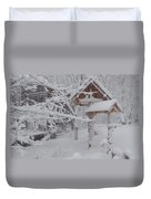 Touch Of Color Duvet Cover