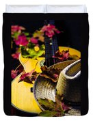 Touch Of Fall  Duvet Cover
