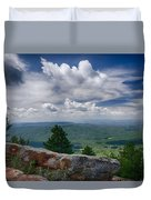Touch The Clouds  Duvet Cover