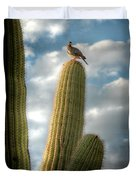 Touch The Sky  Duvet Cover