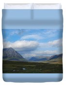 Touching Clouds Duvet Cover