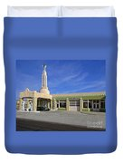 Tower Conoco Duvet Cover