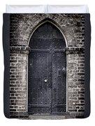 Tower Door Duvet Cover