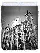 Tower Of London Duvet Cover by Elena Elisseeva