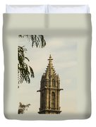 Tower To Heaven Duvet Cover