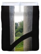 Tower View Duvet Cover