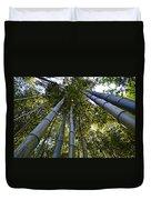 Towering Bamboo Duvet Cover
