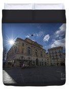 Town Hall Duvet Cover
