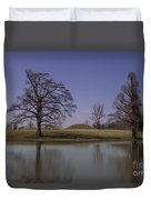 Towosahgy State Historic Site Duvet Cover