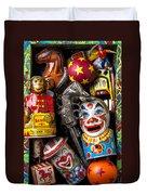Toy Box Duvet Cover