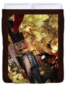 Toy Soldier Duvet Cover