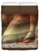 Traces Of Life Duvet Cover