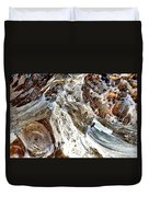 Traces Of Ourselves Duvet Cover
