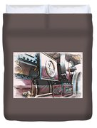 Traction Engine 1 Duvet Cover