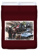 Traction Engine 2 Duvet Cover