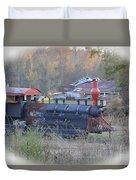 Trains Planes And Automobiles Duvet Cover
