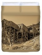 Tramway Headhouse Duvet Cover
