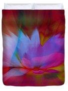 Trancendent Lotus Duvet Cover