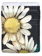 Tranquil Daisy 1 Duvet Cover