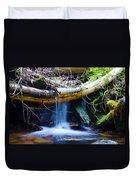 Tranquil Falls Duvet Cover