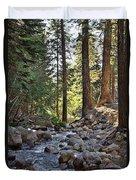 Tranquil Forest Duvet Cover