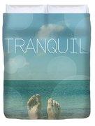 Tranquil  Duvet Cover