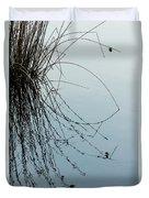 Tranquil Reeds Duvet Cover