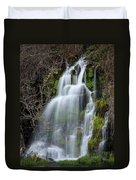 Tranquil Waterfall Duvet Cover