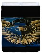 Trans Am Eagle Duvet Cover