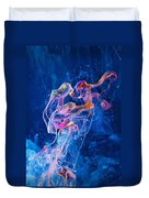 Transcendence - Abstract Art Photography Duvet Cover