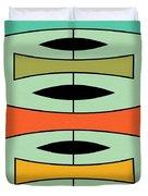 Trapezoids 2 Duvet Cover