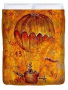 Travel In Time 651 - Marucii Duvet Cover