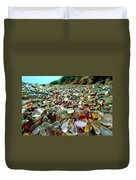 Treasure Beach Duvet Cover