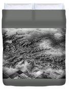 Tree Aerial Landscape V2 Duvet Cover