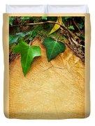 Tree Background Duvet Cover
